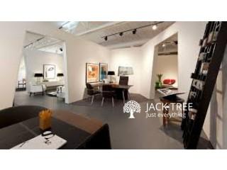 Showroom Interior Designing - Modern Furniture Showrooms