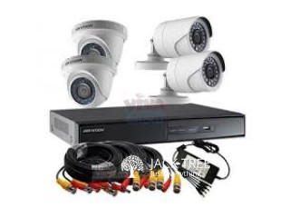 CCTV Camera Installation Hikvision / Repair