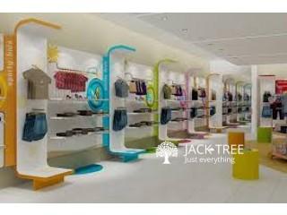 Showroom Interior Designing - Modern Fashion Showrooms