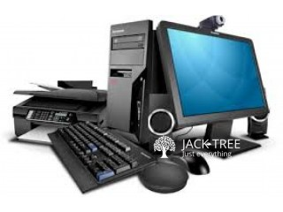 Laptops Desktops and Printers