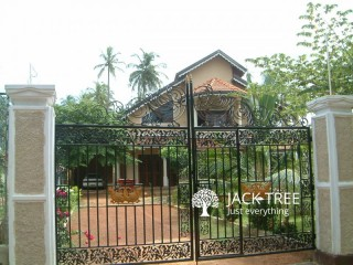 Upstair House in Negombo Town for rent