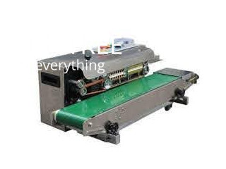 CONTINOUS BAND SEALER - STAINLESS STEEL