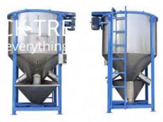 Plastic Crush Heating and Mixing Machine