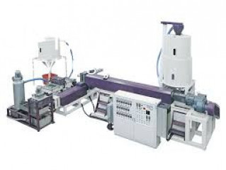 Plastic recycling machine / Palletizer
