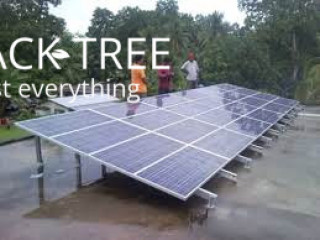 10 Kw Solar Net Accounting PV system - West 060