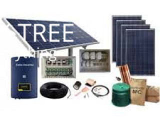 3 KW Solar System - 300 360 Units Per Month