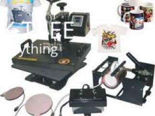 Mug Single press Laser vinyl Epson mugs t shirt sublimation Machine