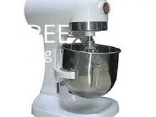 Cake and Dough Mixer