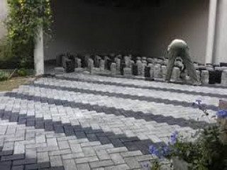 Interlock Paving | Landscape