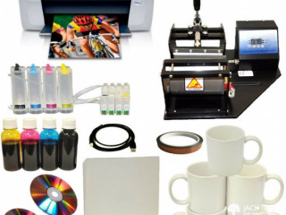 Sublimation Mug Printing Epson New