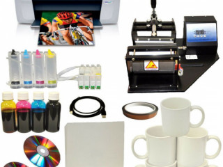 Special Sublimation T Shirt Epson Mug Printing Machine