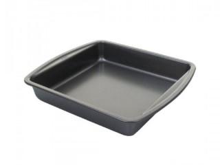 Nonstick square cake pans