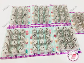 12 pcs nozzle sets