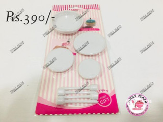 4pcs/set Cake Cupcake Stand Icing Cream Decorating Tool