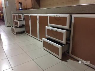 Aluminium Pantry Cupboard