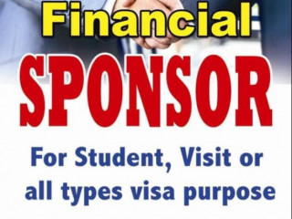 FREE CONSULTING - FINANCIAL SPONSOR FOR VISA
