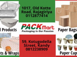 Pack Mart- Packaging For Restaurants & Food service Industries