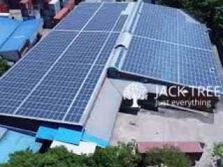 Jinko Solar Panel Site 6 KW