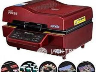 Epson heat press Mug Printer Sublimation T Shirt vinyl Red
