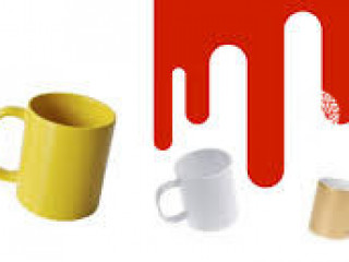 Red Mug Print Sublimation Epson T Shirt vinyl Right