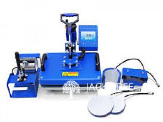 Sublimation t shirt mug pen cap metal glass heat press printer 728
