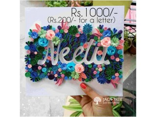 Paper Quilling Crafts