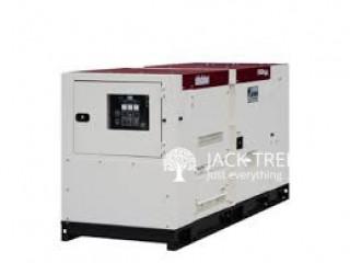 Imported Japanese Shindaiwa ECO Super Silence Generator 60KVA