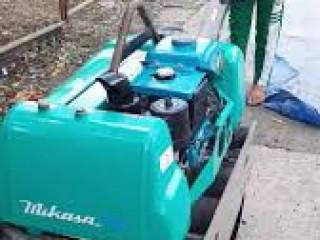 MIKASA Japanese 1Ton Vibrating Roller Yanmar Engine