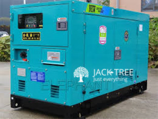 Japan Denyo Silence 13 Kva Diesel Generator