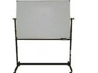 White Boards with movable stand