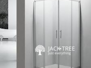 Tempered glass shower cubicle ( cubicles )