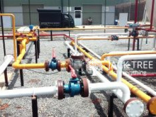 LP Gas Pipeline Systems