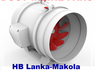 Air extractors fans Sri Lanka , Exhaust fan srilanka, duct ventilation systems