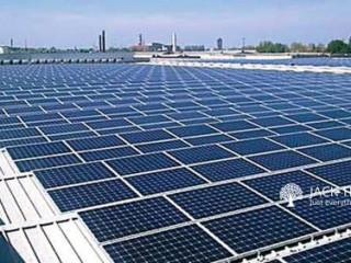 21.5 KW Solar Panel System