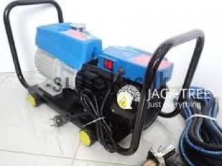 High Pressure Cleaner Washer Hugo HG 390 120 Bar Motor Type
