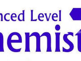 Advanced Level Chemistry Classes Sinhala /English Medium