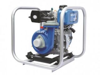 """Hugo Industrial Diesel Engine Water Pump 3"""""""