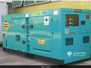 Denyo kva150 Generator