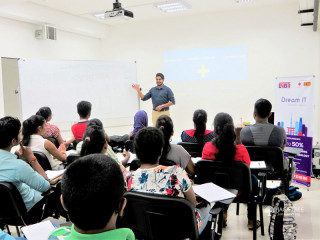 IT Classes for London A/L Students