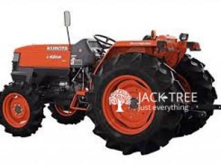 Kubota 4x4 Tractor