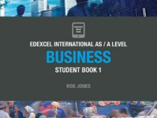 Pearson Edexcel Business (A2) text book