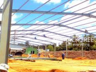 Steel Building and Roofing Construction