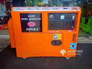 Brand New 5KVA Silent Diesel Generator
