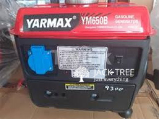 Yarmax Brand New 650W Gasoline Generator