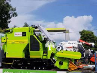 Agrotech Eco Harvester