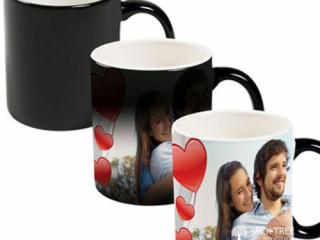 Customized magic mug