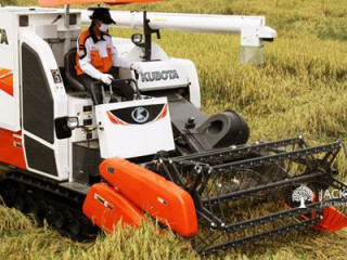 Mubota Harvester