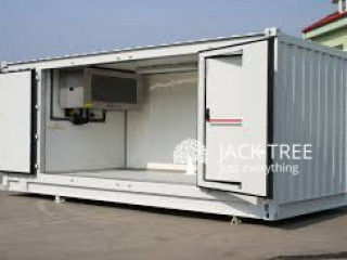 Container Stores Unit Work