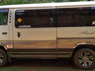 Van for hire in dambulla with reasonable prices.