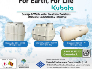 Fukada Environment Solutions Pvt Ltd